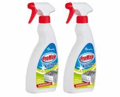 Promax- Bath Degreaser,Kitchen Degreaser (500ml)