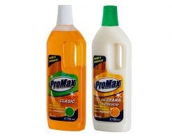 Promax-Floor Cleaning Solution Calssic & With wax (750ml)