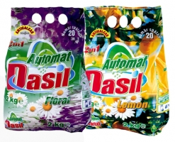 Dasil - Detergent solid rufe Automat Lemon si Floral